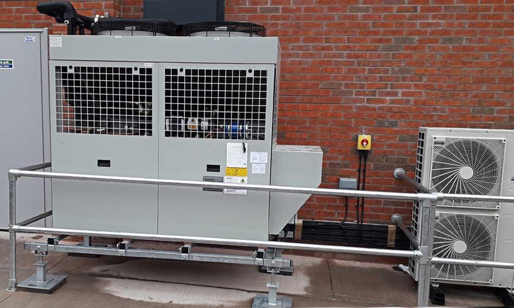 A2L Refrigeration Plant