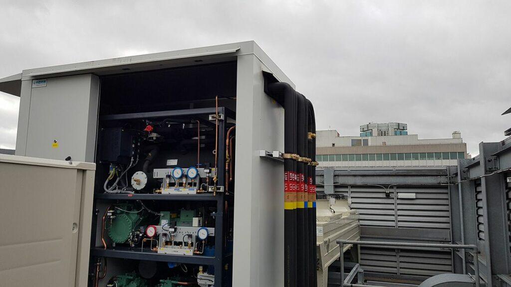 Teko Refrigeration Plant